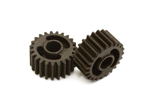 Billet Machined 23T Output Gear (2) for Traxxas TRX-4 Scale & Trail Crawler