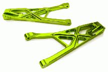 Billet Machined Front Lower Suspension Arms for Traxxas 1/10 Scale Summit 4WD