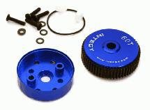 Alloy Diff Housing for 1/10 Slash 2WD, Stampede 2WD, Rustler, Bandit & Bigfoot