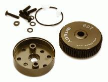 Alloy Diff Housing for 1/10 Slash 2WD, Stampede 2WD, Rustler 2WD, Bandit & Bigfoot