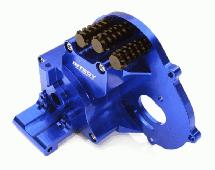 Alloy Gearbox Housing for Traxxas 1/10 Stampede 2WD, Rustler, Bandit & Bigfoot
