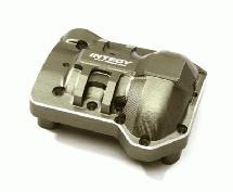 Billet Machined Alloy Differential Cover for Traxxas TRX-4 Scale & Trail Crawler