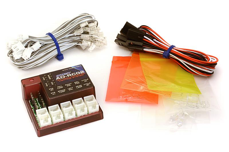 led lights rc accessories for r c or rc team integy