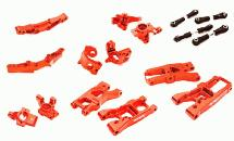 Billet Machined Suspension Kit Conversion for Traxxas 1/10 4-Tec 2.0