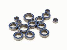 Low Friction Blue Rubber Sealed Bearings (14) Set for Tamiya T3-01 Dancing Rider