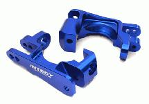 Machined Caster Blocks for Traxxas 1/10 Stampede 4X4, Slash 4X4 & Rustler 4X4
