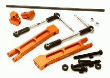 Rear Sway Bar Anti-Roll Bar Set for Traxxas X-Maxx 4X4