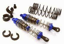Machined 90mm Front Alloy Shocks for Traxxas 1/10 Stampede, Rustler & Slash