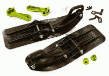 Front Sled Ski Attachment Set for Traxxas 1/10 E-Revo 2.0 (for RWD Operation)