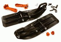 Front Sled Attachment Set for Traxxas 1/10 E-Revo 2.0 (for RWD Operation)