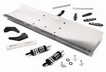 Alloy Machined 500mm Snowplow Kit for Traxxas 1/7 Unlimited Desert Racer