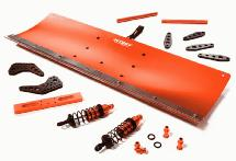 Alloy Machined 400mm Snowplow Kit for Traxxas TRX-4