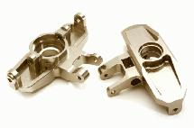 Billet Machined Steering Blocks for Traxxas 1/7 Unlimited Desert Racer