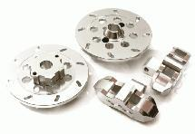 Billet Machined Brake Disc (2) for Traxxas 1/7 Unlimited Desert Racer