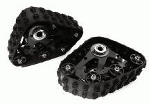 T3 Snowmobile & Sandmobile Rear Conversion for Axial Wraith 2.2 Rock Racer