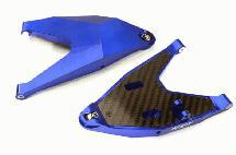 Machined Front Lower Suspension Arms for Traxxas 1/7 Unlimited Desert Racer