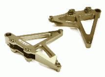 Billet Machined Rear Shock Mounts for Traxxas 1/7 Unlimited Desert Racer