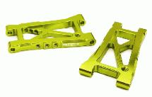 Billet Machined Rear Suspension Arms for Tamiya 1/10 TA07 PRO