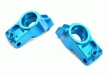 Billet Machined Rear Hub Carriers for Tamiya 1/10 TA07 PRO