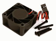 40x40x20mm High Speed Cooling Fan 17k rpm w/ JST 2P Plug 150mm Wire Harness