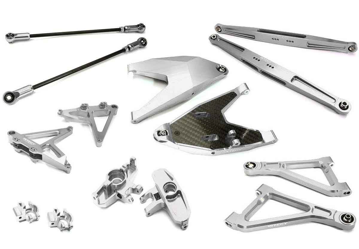 Billet Machined Alloy Suspension Kit for Traxxas 1/7