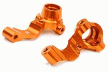 Billet Machined Alloy Steering Knuckles for Tamiya 1/10 M-07