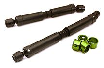 Billet Machined Center Drive Shafts for Traxxas TRX-4 Crawler (12.8in WB)