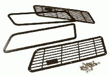 Metal Side Window Protection Guards for Traxxas TRX-4 Ford Bronco