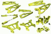 Billet Machined Alloy Suspension Kit for Arrma 1/8 Kraton 6S BLX