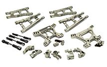 Hop-up Parts for Traxxas 1/10 Rustler 4X4 R/C or RC - Team