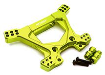 Billet Machined Alloy Rear Shock Tower for Traxxas 1/10 Rustler 4X4
