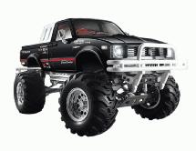 HG-P407 1/10 Scale 4X4 Pickup Truck Metal Frame Trail Crawler ARTR w/ 2.4GHz RC