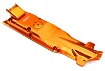 Billet Machined Alloy Center Skid Plate for Traxxas 1/10 E-Revo 2.0