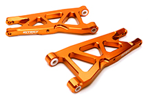 Billet Machined Front Suspension Arms for Arrma 1/10 Granite 4X4 3S BLX