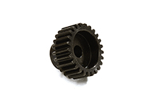 Billet Machined 25T Pinion Gear for Arrma 1/10 Granite Voltage 2WD Truck