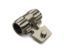 Billet Machined Rear Gear Box Mount for Tamiya T3-01 Dancing Rider