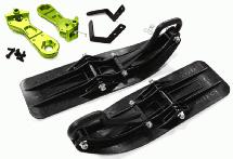 Front Sled Attachment Set for Arrma 1/8 Kraton 6S BLX (for RWD Operation)