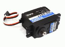 Replacement 9kg Steering Servo HM-DZ016 for HG-P408 1/10 RC Military Humvee