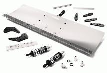 Alloy Machined 400mm Snowplow Kit for Arrma 1/10 Granite 4X4 3S BLX