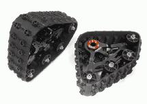 Snowmobile & Sandmobile (2) for Element RC 1/10 Enduro, require C29147/C29148