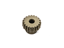 Billet Machined Mod 0.6 Pinion Gear 19T, 3.17mm Bore/Shaft for Brushless R/C
