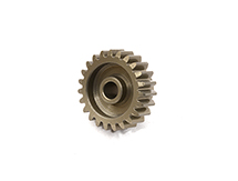 Billet Machined Mod 0.6 Pinion Gear 23T, 3.17mm Bore/Shaft for Brushless R/C