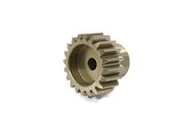 Billet Machined 32 Pitch Pinion Gear 20T, 3.17mm Bore/Shaft for Brushless R/C