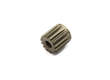 Billet Machined 48 Pitch Pinion Gear 14T, 3.17mm Bore/Shaft for Brushless R/C