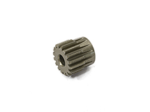 Billet Machined 48 Pitch Pinion Gear 16T, 3.17mm Bore/Shaft for Brushless R/C