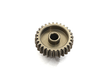 Billet Machined 48 Pitch Pinion Gear 28T, 3.17mm Bore/Shaft for Brushless R/C