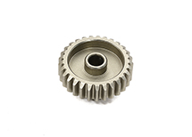 Billet Machined 48 Pitch Pinion Gear 29T, 3.17mm Bore/Shaft for Brushless R/C