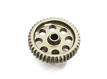 Billet Machined 48 Pitch Pinion Gear 41T, 3.17mm Bore/Shaft for Brushless R/C