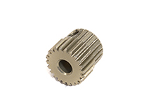 Billet Machined 64 Pitch Pinion Gear 22T, 3.17mm Bore/Shaft for Brushless R/C