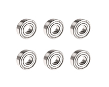 Rolling Bearings 5x11x4mm, 6pcs LS027 for HG-P801 1/12 8X8 RC Military Truck